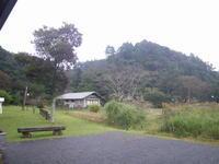 予報はずれの小雨 / 都会の小学校の来訪 - 千葉県いすみ環境と文化のさとセンター
