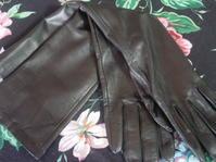 黒革のロンググローブ - LilyのSweet Style