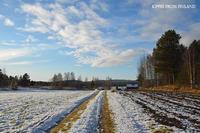 初雪 今年は10月20日 - Kippis! from Finland
