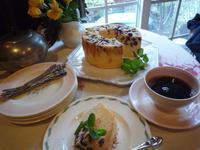 カフェ風、お茶時間・・・♪ - アンティーク 日々の暮らしを楽しむ