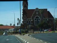 ナミビア旅行(2)-ウィントフックからスワコプムントへ(バスの旅)- - Fine Days@Addis Ababa