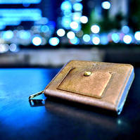 "Scoop!Bleuet Zipper Wallet★ ″ブルエと新型ジッパーウォレット★"" - BLEUET(ブルエ)のStaff Blog Ⅱ"