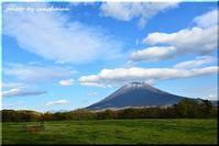 羊蹄山と実りの秋 2 - 北海道photo一撮り旅