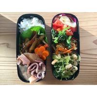 イカと里芋とカブの煮物BENTO - Feeling Cuisine.com