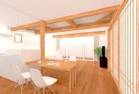 3D work/Y邸 - Den設計室 一級建築士事務所