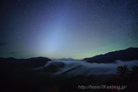 枝折峠の夜 - デジタルで見ていた風景