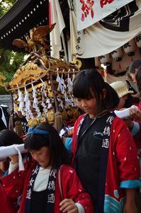 2017,10,8 八岩華神社 祭り その5 - 死すべきキモオタ~或いは怠惰な脂肪の塊~