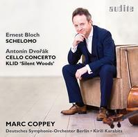 Bloch: Schelomo & Dvorak: Vc-Con@Mark Coppey,K.Karabits/DSO Berlin - MusicArena