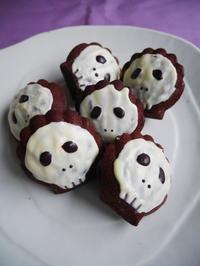 ハロウィンのマドレーヌとフィナンシェ! - This is delicious !!