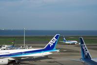 HND - 249 - fun time (飛行機と空)