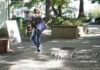 今日のラ・フォトカメラ女子コレクション:『A』と『MOTOMACHI×PORT』のコラボレーションバッグ MessengerBag Prima foto(プリマフォト) - 東京女子フォトレッスンサロン『ラ・フォト自由が丘』-写真とフォントとデザインと現像と-