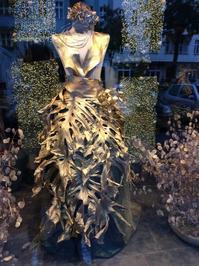 秋のイブニングドレス - ダイアリー