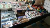 テーオーデパート6階催事にて、手づくりまつり - 工房アンシャンテルール就労継続支援B型事業所(旧いか型たい焼き)セラピア函館代表ブログ