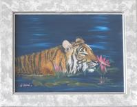 猫科の動物大好きです&柿酒 - ポッと出っスけど杉山ひとみ/水彩画ブログ