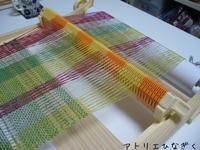 手織り教室、シルクストール、裂き織り - アトリエひなぎく 手織り日記