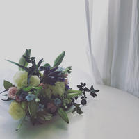 [ monthly bouquet ] November 2017 - ombrage diary
