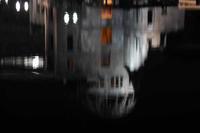 夜の原爆ドーム - 萩原義弘のすかぶら写真日記