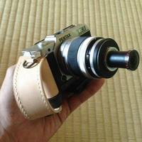 カメラのグリップカバーも完成 - 秘密基地な日々
