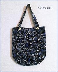 コーデュロイのミニバッグできました。 - la maison de SŒURS