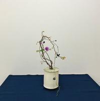 あざみとモーニングコールのお願い - 一会 ウエディングの花