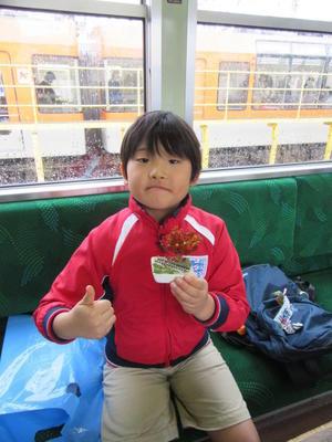 10月26日「第14回えいでんまつり」盆ラマワークショップ - 鉄道少年の日々