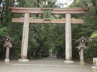 大神神社・・・三輪山には神様が住んでいる - 百寿者と一緒の暮らし