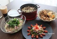 週末の家飲み&ウチゴハン - 男子高校生のお弁当