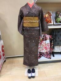 リユース洗える着物☆ - たんす屋ユザワヤ神戸店ブログ