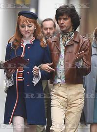 A Very English Scandal ☆Filming in Bridgend, Wales - ベン・ウィッシュな休日Ⅱ  Le Beau Homme avec Merci