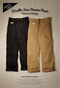 Attractions L WEARMASTERS Lot.512 DOUBLE KNEE PAINTER PANTS入荷 - ROCK-A-HULA Vintage Clothing Blog