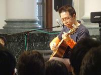 南澤大介先生のライブ @千葉 - アコースティックな風