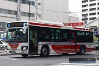 (2017.8) 関東バス・B1957 - バスを求めて…
