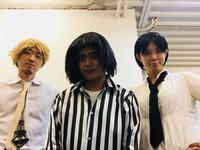 仮装2日目ブルゾンちえみwith B - HAIR SALON BOUQUET blog