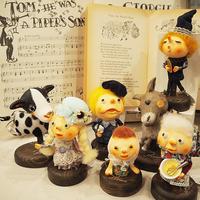 ♪トムは笛吹きの息子〜 ブルーノさん新作指人形をご紹介! - c-h-o-c(チョック) owner's room