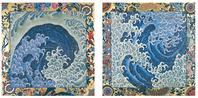 北斎 -富士を超えてー @あべのハルカス美術館 画業の究み、天然自然の筆致の奥義 - 鴎庵