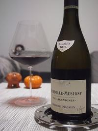 Frederic Magnien - Chambolle Musigny - bistro le chien