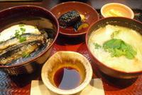 大戸屋 『いわとろ丼とたっぷり野菜の麦みそ汁』 - My favorite things