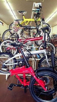 これからの季節に - 滝川自転車店