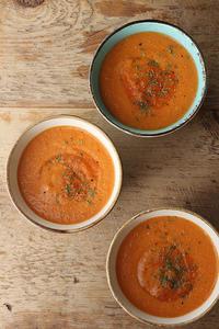 トマトスープ - Nasukon Pantry