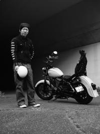 更新後記 VOL.146 - 君はバイクに乗るだろう