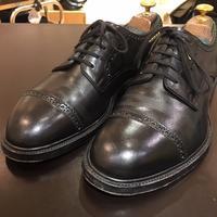 革底も乾燥するんです。 - 日本橋三越2F 靴修理・靴お手入れ工房スタッフの日常(シューリペア工房)