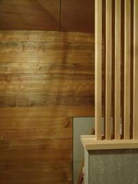 チーク挽き板壁面材 - SOLiD「無垢材セレクトカタログ」/ 材木店・製材所 新発田屋(シバタヤ)