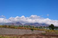 台風の後は庭仕事なんですね^^: - 浅間山眺めてほのぼのlife~花だより♪