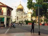 シンガポールのアラブストリートで串揚げ「PANKO」 - Bangkok AGoGo