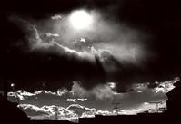 「空からの客}2000年 - 写真家藤居正明の東京漫歩景