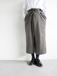 OUTIL PANTALON TARBES (LADIES ONLY) - 『Bumpkins putting on airs』