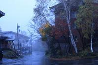 志賀高原の秋・・・静寂の朝 - * 写ing!Ⅱ *