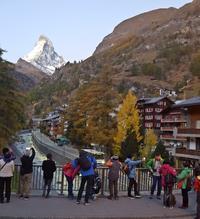 スイス旅記⑤孤高の美しさを刻みつけた@マッターホルン - 続☆今日が一番・・・♪