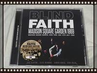 BLIND FAITH / MADISON SQUARE GARDEN 1969 - 無駄遣いな日々