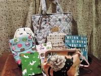 新着&再入荷 ~Saki&Sakiさんのバッグなど~ - 湘南藤沢 猫ものの店と小さなギャラリー  山猫屋